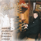 Minne Veldman | Hinsz-orgel in de Grote of Martinikerk te Bolsward
